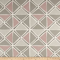 Scott Living Ian Basketweave Rose Quartz Belgian Fabric
