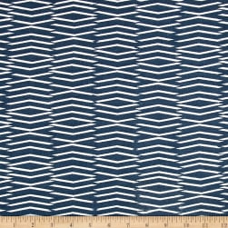 Scott Living Panama Basketweave Tarrazo Navy Rochefort Fabric