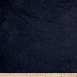 9.9 oz Waxed Canvas Navy Fabric