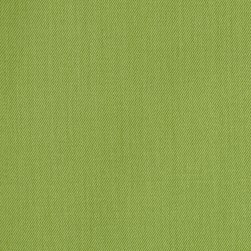 Sanded/Brushed Twill Avocado Fabric