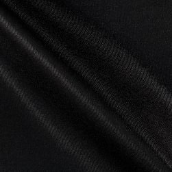 Nylon Pack Cloth Black Fabric