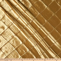 "4"" Diamond Pintuck Taffeta Copper"
