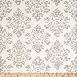 Moda Lily & Will Revisited Cottontail Cream-Gray