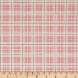 Moda Lily & Will Revisited Posh Plaid Pink