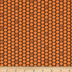Moda Hocus Pocus Pumpkins Ashes Fabric