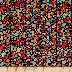 Art Gallery Spices Fusion Pretty Ditsy Spices Fabric