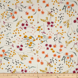 Art Gallery Spices Fusion Blossom Swale Spices Fabric