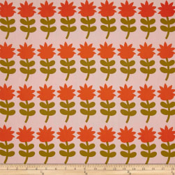 Art Gallery Blush Dutch Bloom Summer Fabric