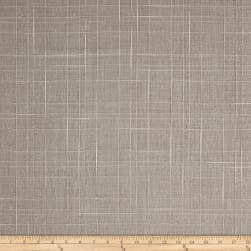 Richloom Farmhouse Sheers Silver Fabric