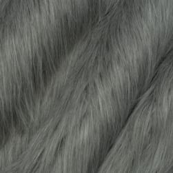 Shannon Afghan Hound Faux Fur Ghost