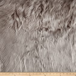 Shannon Luxury Shag Faux Fur Oyster