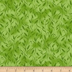 Country Days Wheat Dark Green