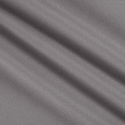 Telio Bubble Satin Crepe Grey Fabric
