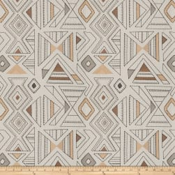 Fabricut Agolli Geo Wheat Fabric