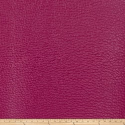 Fabricut Alloy Faux Leather Fuchsia