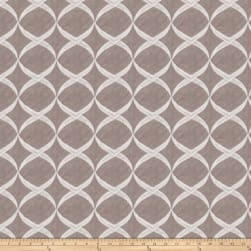 Fabricut Birim Interlock Snow Fabric