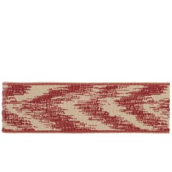 "French General 2.25"" Charente Trim Rouge"
