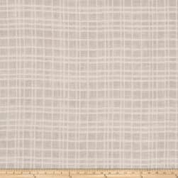Fabricut Draw Back Linen Cream Fabric