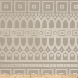 Fabricut Fashion Jacquard Silver Grey Fabric