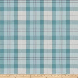 Fabricut Hix Plaid Mineral Fabric