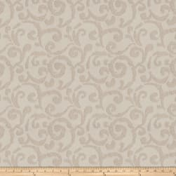 Fabricut Hypnotic Scroll Gold Shimmer Fabric