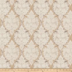 Fabricut Past Perfect Jacquard Pearl Fabric