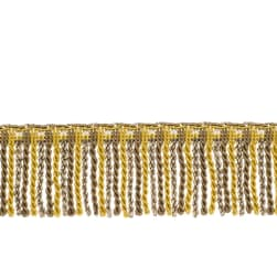 "Fabricut 2.5"" Porch Swing Bullion Fringe Pear"