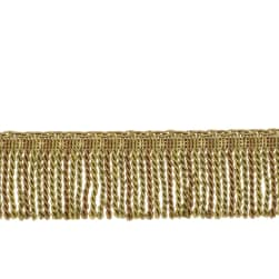 "Fabricut 2.5"" Porch Swing Bullion Fringe Ivy"