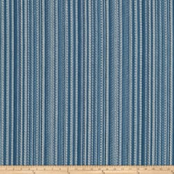 Fabricut Stroud Stripe Denim Fabric