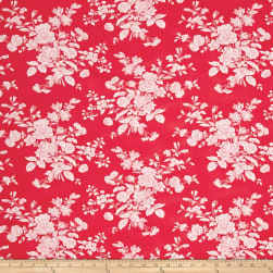 Tanya Whelan Shades of Rose Toile Red