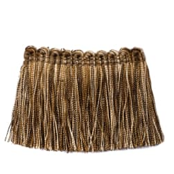 "Trend 2.25"" 01743 Brush Fringe Suede"