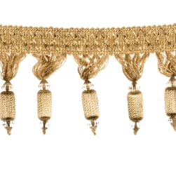 "Trend 3.3"" 02123 Tassel Fringe Antique"