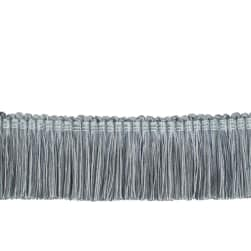 "Trend 2"" 02868 Brush Fringe Storm"