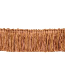 "Trend 2"" 02868 Brush Fringe Copper"