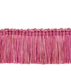 "Trend 2"" 02868 Brush Fringe Passion"