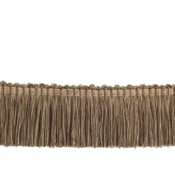 "Trend 2"" 02868 Brush Fringe Suede"