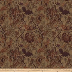 Trend 02895 Jacquard Wine Fabric