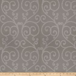 Trend 04028 Faux Silk Pewter Fabric