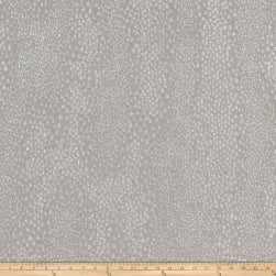 Trend 04054 Faux Silk Silver Fabric