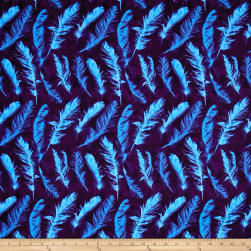Nel Whatmore Ghost Feather Blue