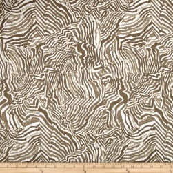 Lacefield Agate Basketweave Sand Cambric Fabric