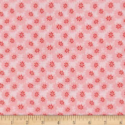 Penny Rose Linen and Lawn Daisy Pink