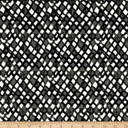 Lacefield Nova Linen Blend Basketweave Ink Cambric Fabric