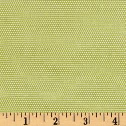 Penny Rose Linen and Lawn Dot Green Fabric