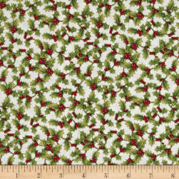 Anne of Green Gables Holly White Fabric