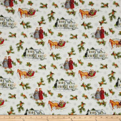 Anne of Green Gables Main Gray Fabric