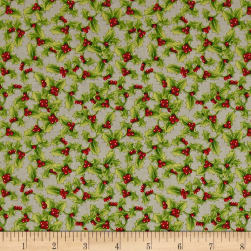 Anne of Green Gables Holly Gray Fabric