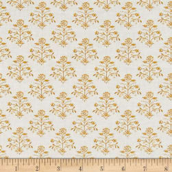 Dena Designs Marquesas Fleuri Tan Fabric