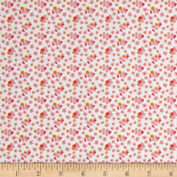 Riley Blake Forget-me-not Petals Pink Fabric