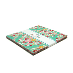 "Riley Blake Forget-me-not 10"" Stackers"